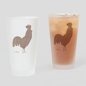 de colores  Drinking Glass