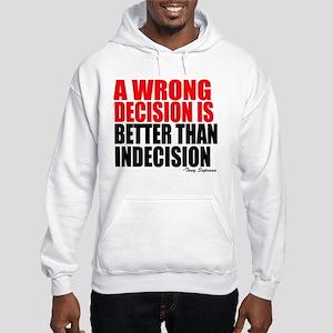 Sopranos Decisions Hooded Sweatshirt