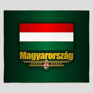 Hungary King Duvet