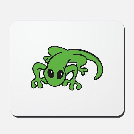 LITTLE LIZARD Mousepad