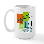 TIKI logos Mugs