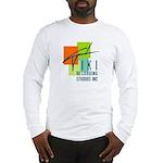 TIKI logos Long Sleeve T-Shirt