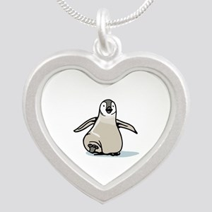 PENGUIN ON ICE Necklaces
