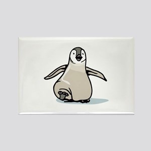 PENGUIN ON ICE Magnets