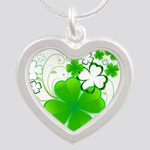 Clovers and Swirls Necklaces