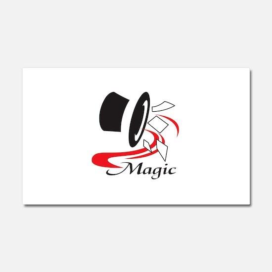 Magic Car Magnet 20 x 12
