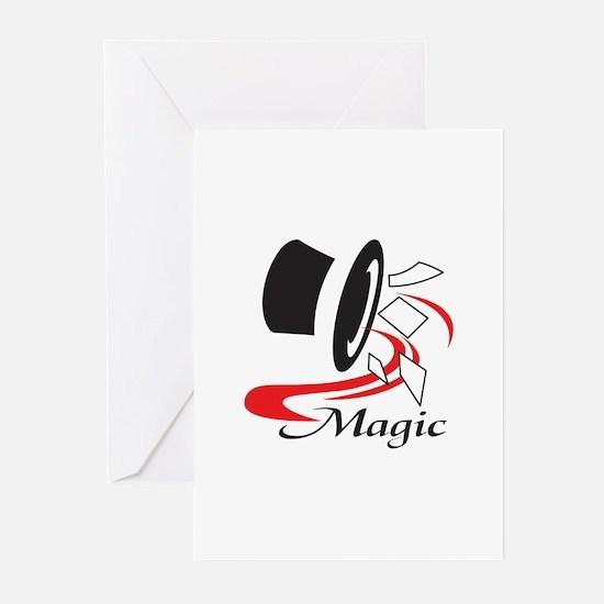 Magic Greeting Cards