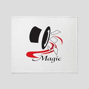 Magic Throw Blanket