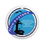Nor'easters Club Ornament (Round)