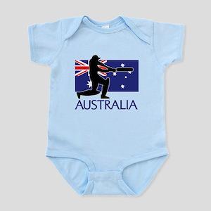 Australia Cricket Body Suit