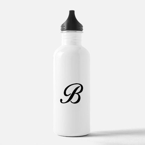 B-Bir black Water Bottle