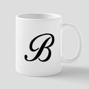 B-Bir black Mugs
