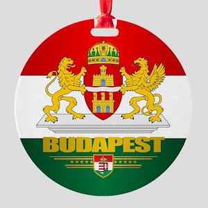 Budapest Ornament