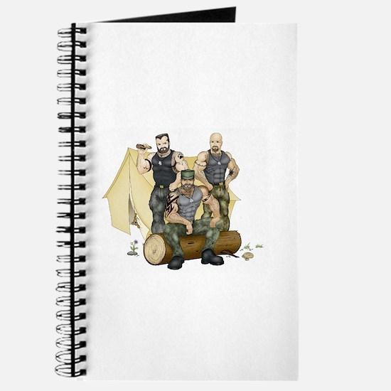 3 HOT BEARS! Journal