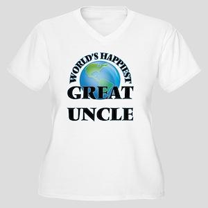 World's Happi Plus Size T-Shirt