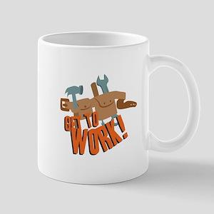 Work Belt Mugs