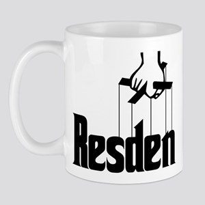 Resden Gangster Mug