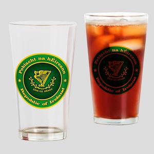 Ireland Drinking Glass