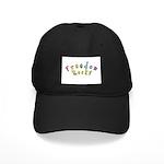 king fr white Baseball Hat