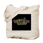 king fr mmxv black Tote Bag