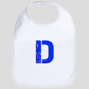 D-Cap blue Bib