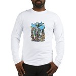 Trouble In The Forest Long Sleeve T-Shirt