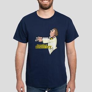 Residency Humor Dark T-Shirt