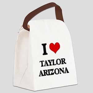 I love Taylor Arizona Canvas Lunch Bag