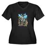 Trouble In The Forest Plus Size T-Shirt