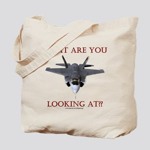 F35 Lightning II Tote Bag