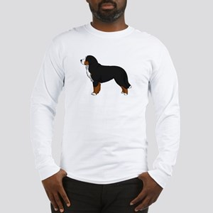 Bernese Mt Dog Long Sleeve T-Shirt