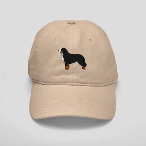 Bernese Mt Dog Cap