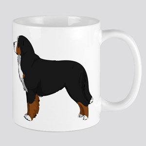 Bernese Mt Dog 11 oz Ceramic Mug