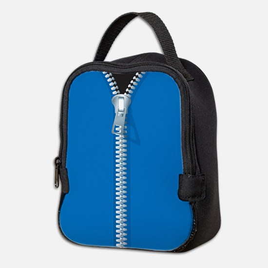 Zipper Neoprene Lunch Bag