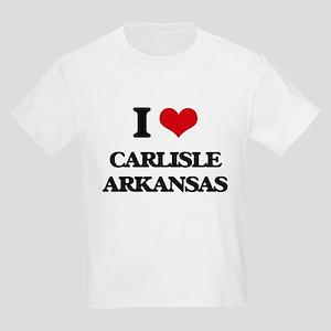 I love Carlisle Arkansas T-Shirt