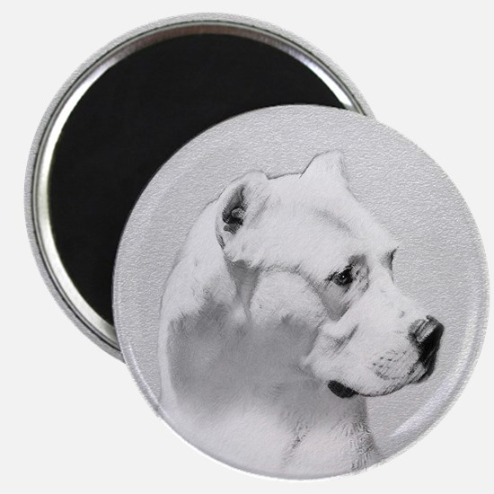 Dogo Argentino Magnet
