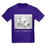 Dogo Argentino Kids Dark T-Shirt