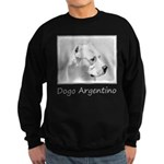 Dogo Argentino Sweatshirt (dark)