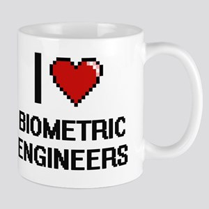 I love Biometric Engineers Mug