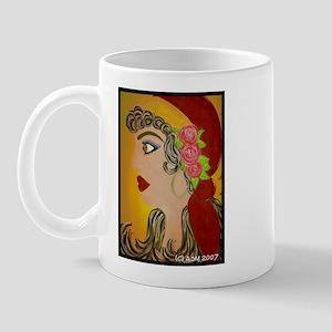 Gyspy Rose Mug