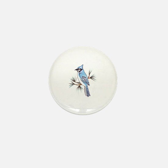 BLUEJAY Mini Button