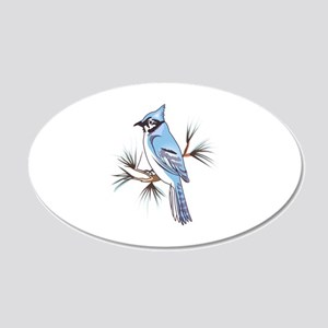 BLUEJAY Wall Decal