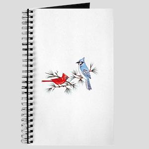 BLUEJAY AND CARDINAL Journal