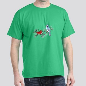 BLUEJAY AND CARDINAL T-Shirt