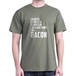 Exercise... Eggs Are Sides ...for Bacon T-Shirt