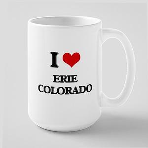 I love Erie Colorado Mugs