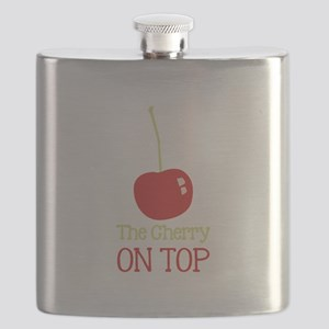 Cherry On Top Flask