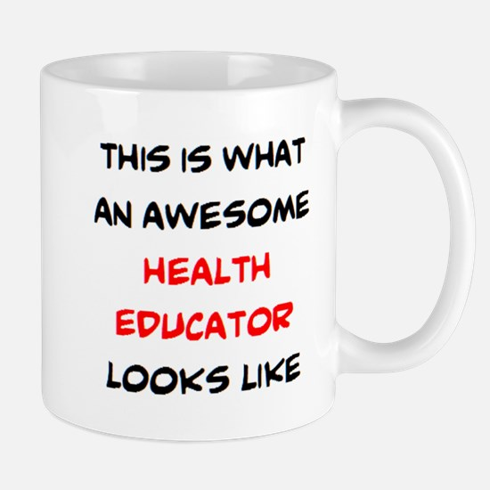 awesome health educator Mug