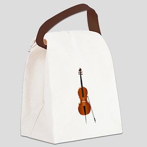 Cello Canvas Lunch Bag