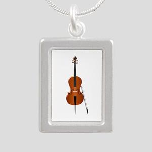 Cello Necklaces
